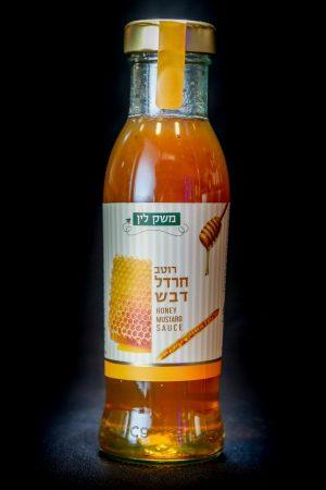 רוטב חרדל דבש