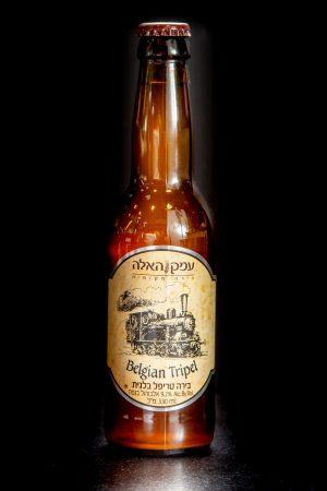 בירה טריפל בלגית | מבשלת שריגים